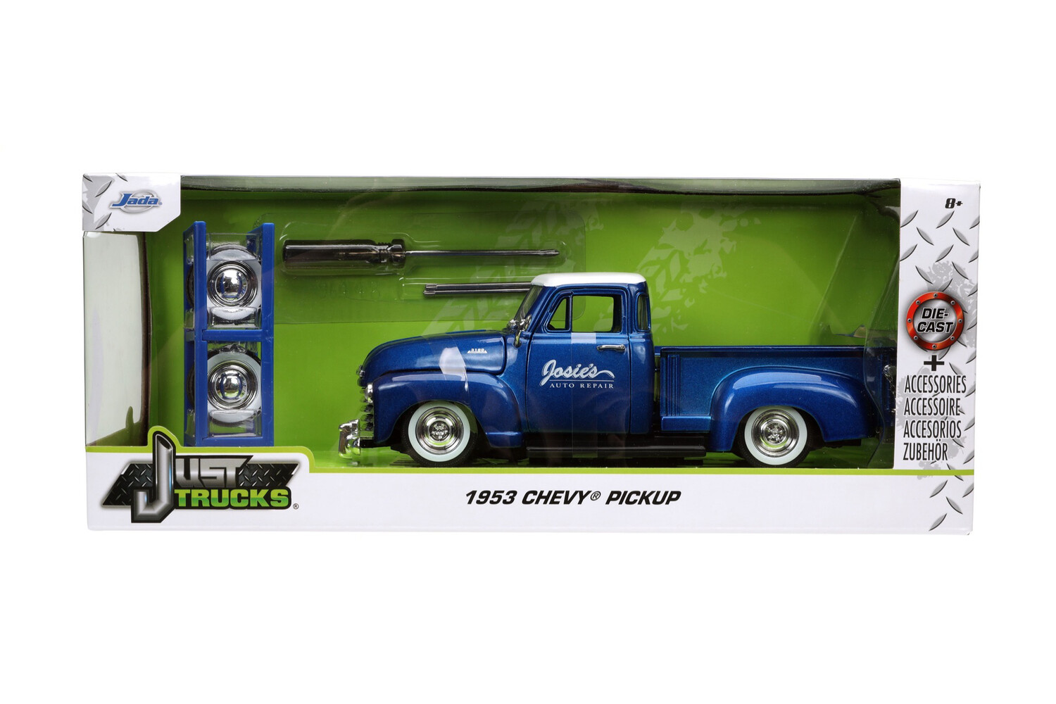 1953 Chevy Pick up rines extra