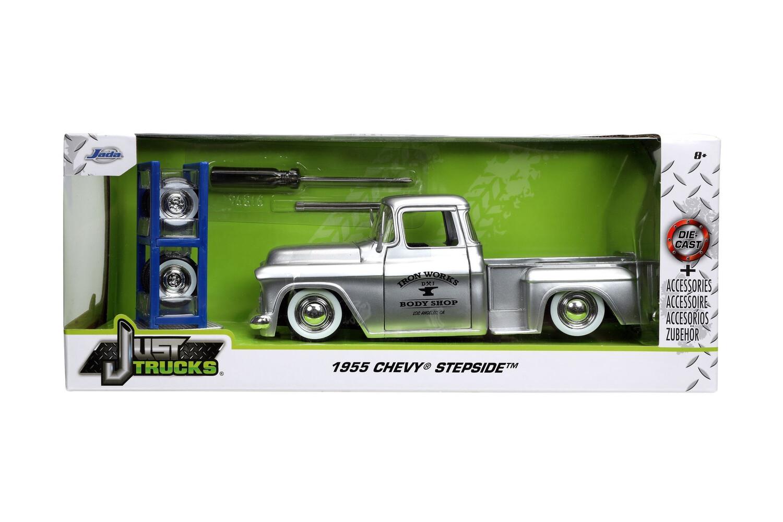 1955 Chevy Stepside rines extra