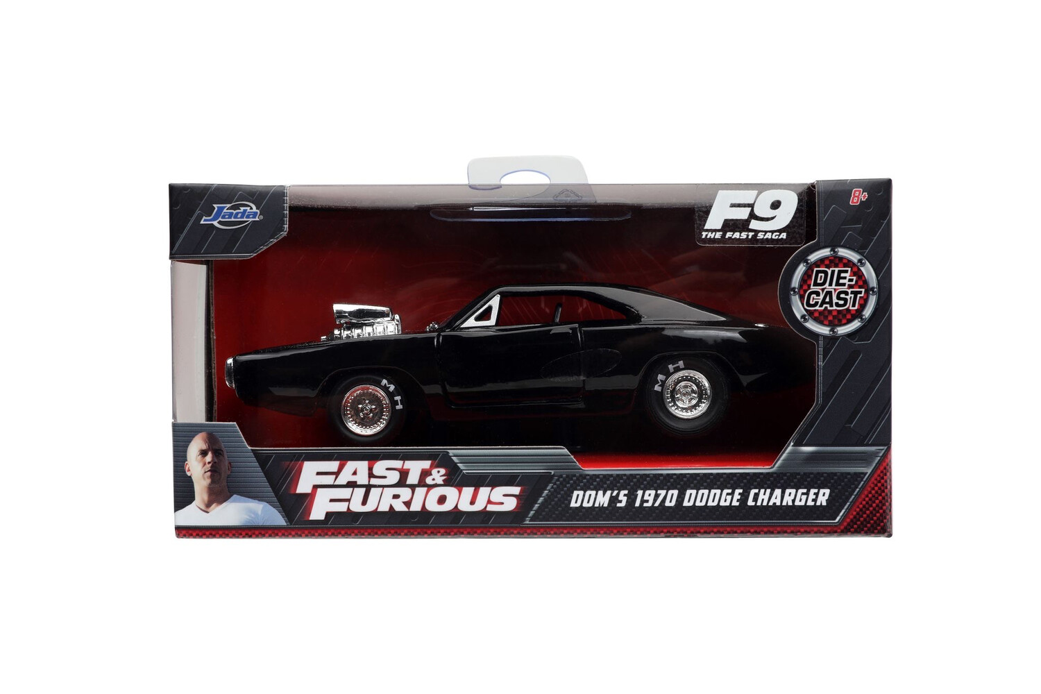 Dom's Dodge Charger F&F 9