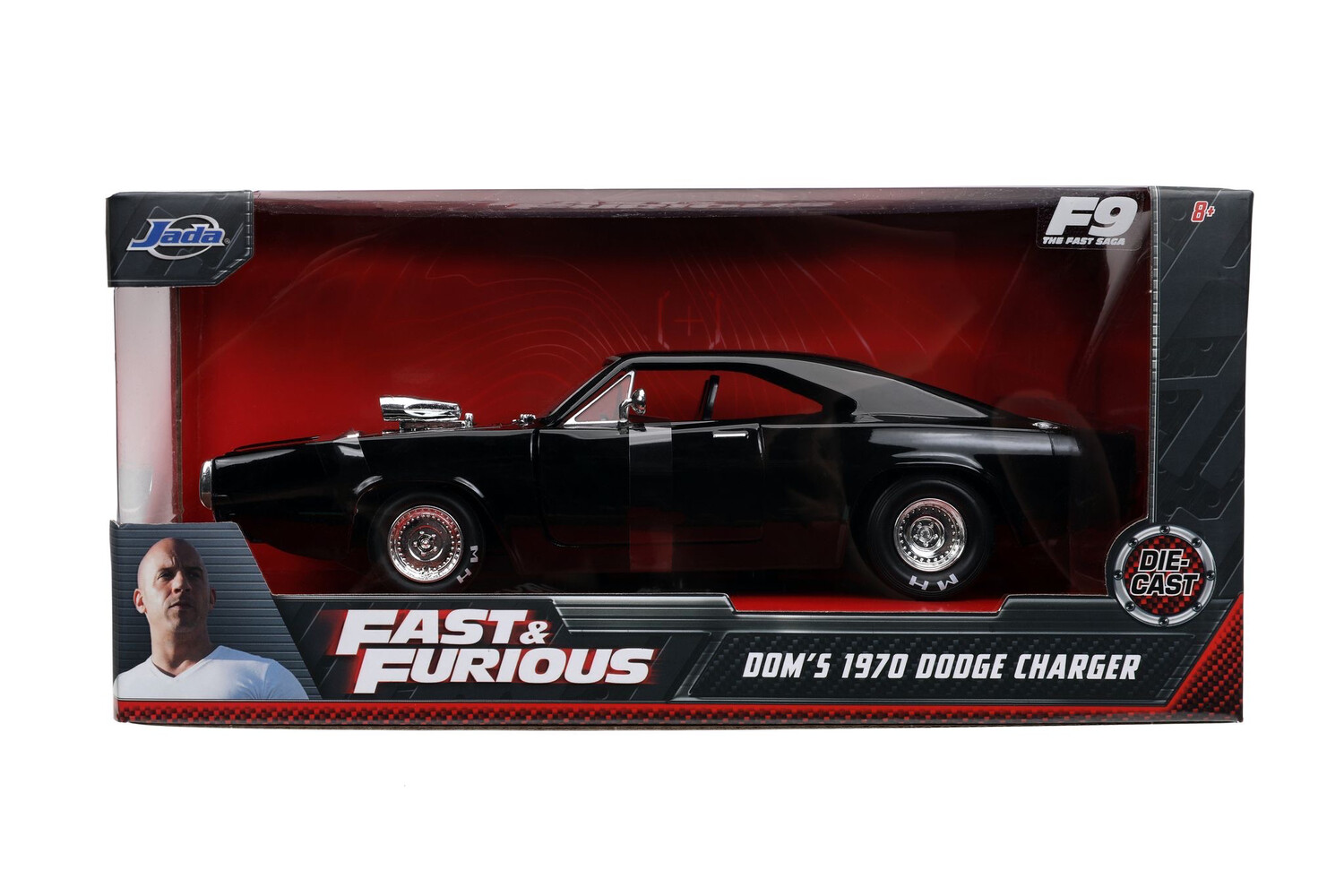 Dom's Dodge Charger R/T F&F 9