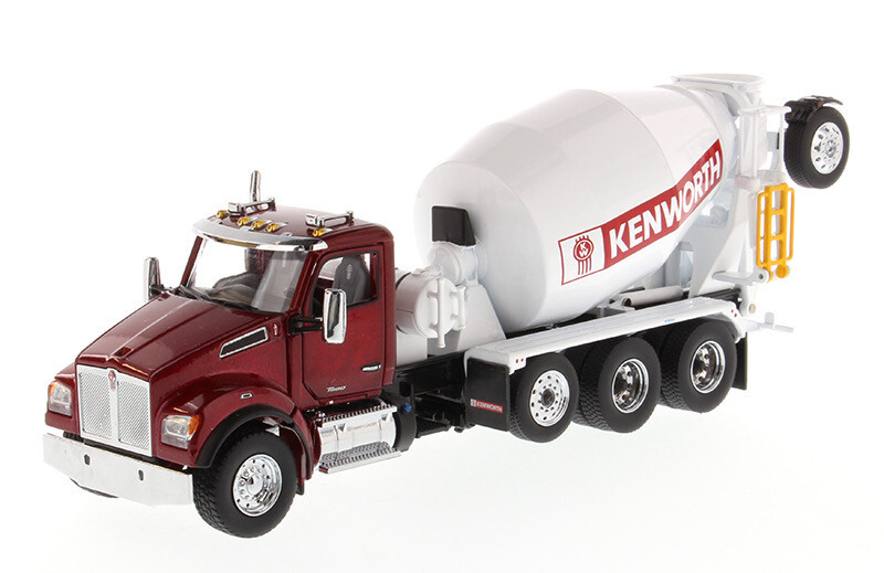 Kenworth T880 Concrete Mixer