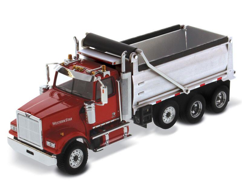 Western Star 4900 Dump Truck
