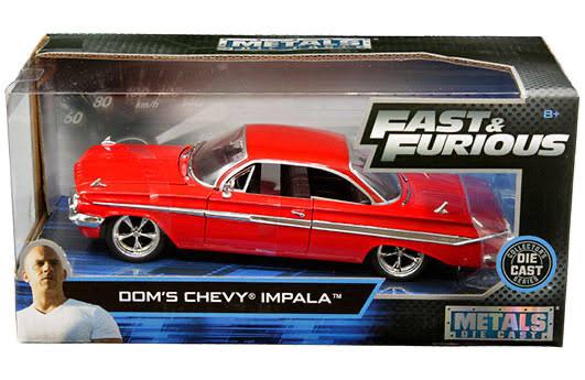 1961 Dom's Chevy Impala