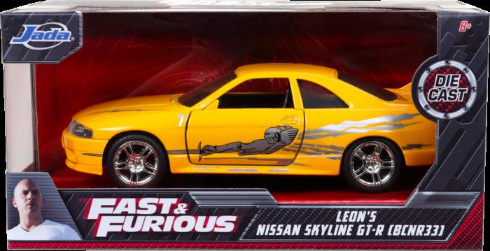 LEON NISSAN SKYLINE R33