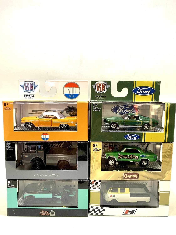 Set Pickup Cars 65