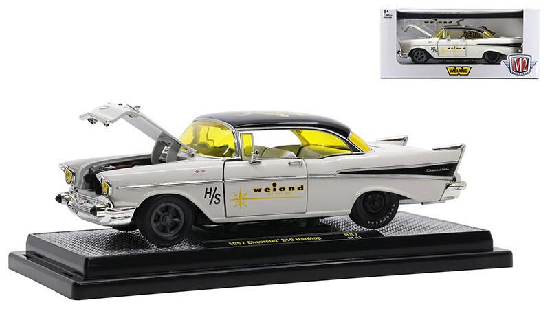 1957 Chevrolet 210 Hard top