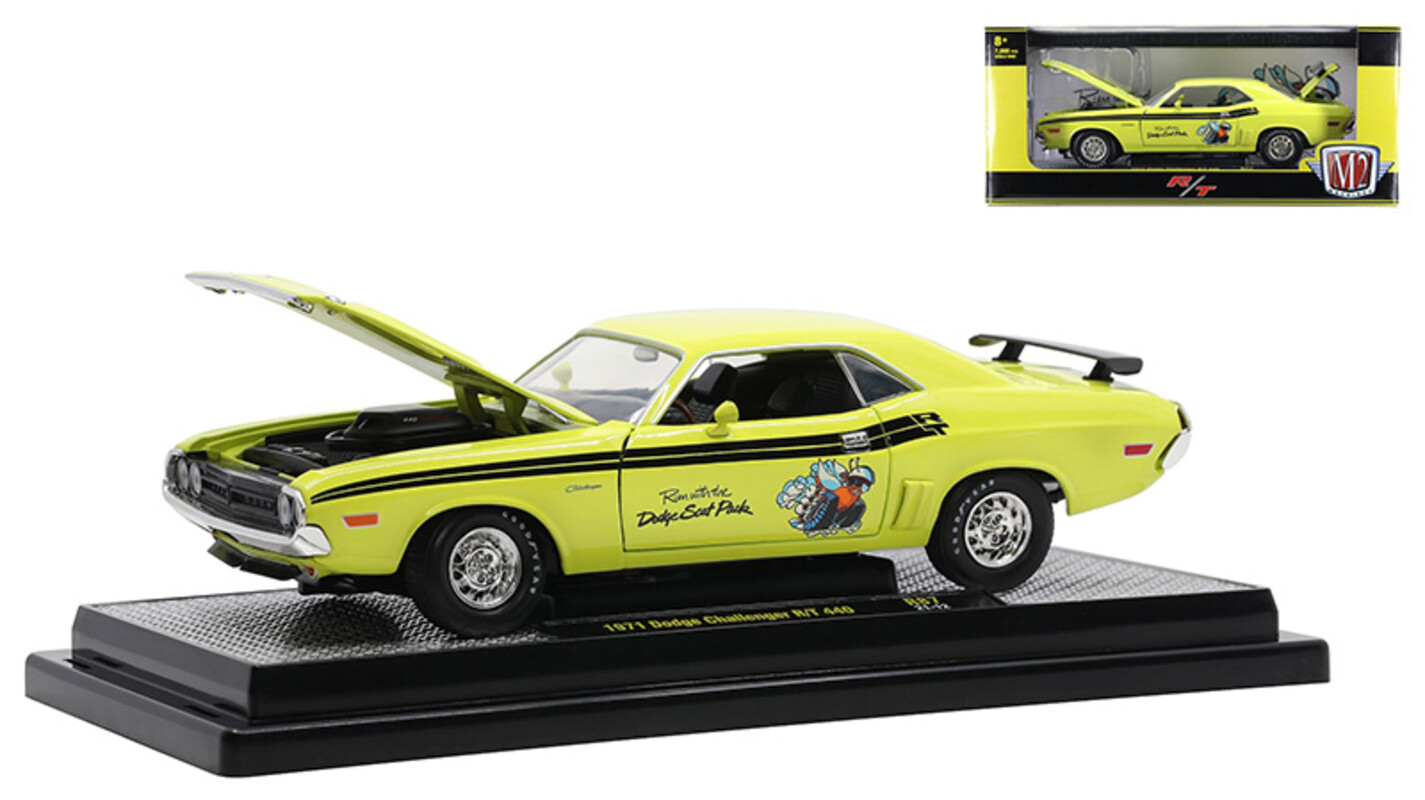 1971 Dodge Challenger R/T 440