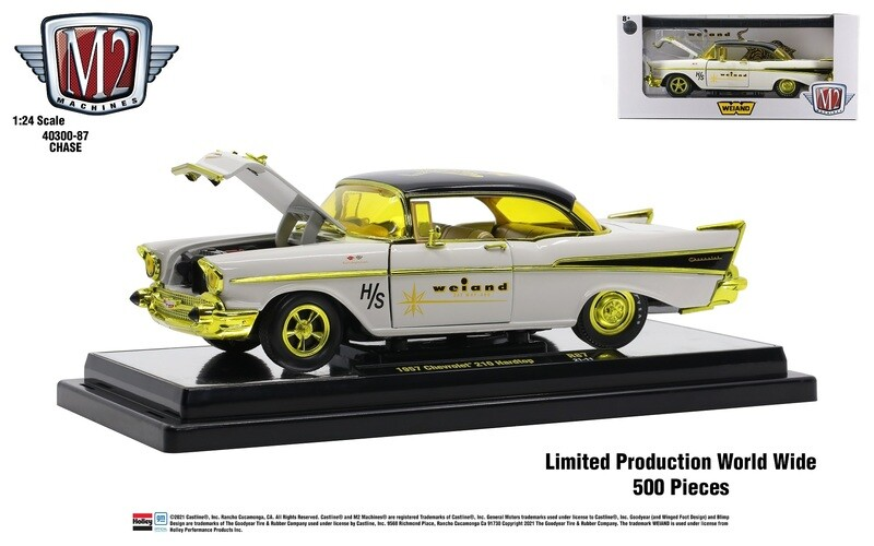 1957 Chevrolet 210 Hard top CHASE