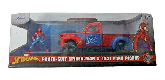 1941 FORD PICKUP & SPIDERMAN