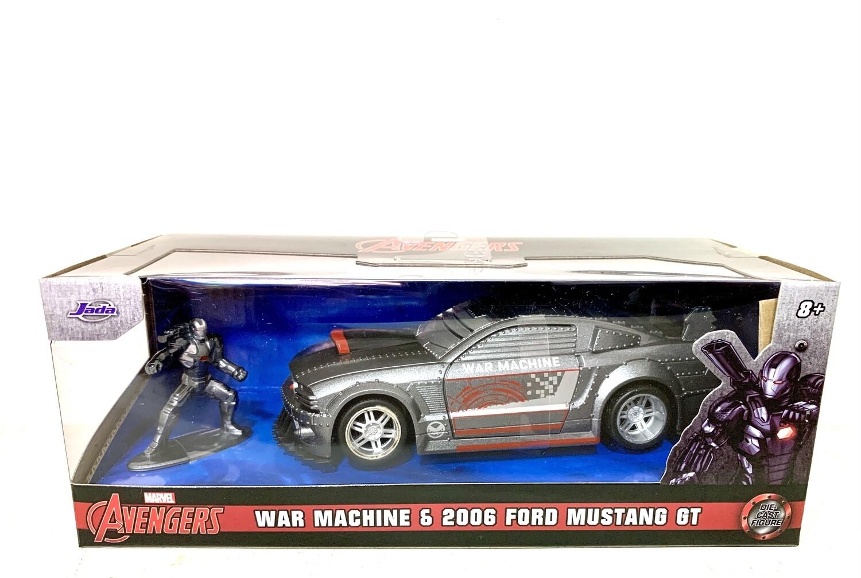 2006 FORD MUSTANG GT & WAR MACHINE