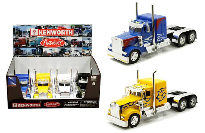 Kenworth / Peterbilt Set 4 Cabinas