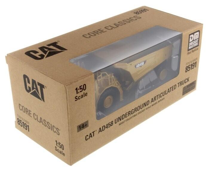 CAT AD458 Articulado