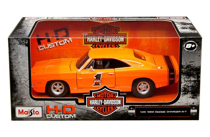 1969 DODGE CHARGER R/T Harley Davidson