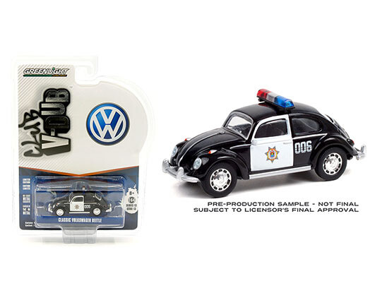 BEETLE MEXICO POLICE