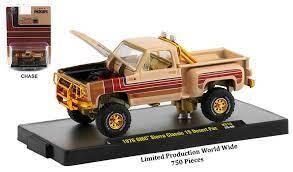 1976 GMC Sierra Classic 15 Desert Fox Chase