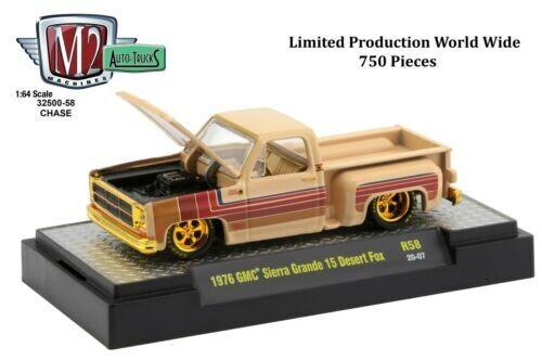 1976 GMC Sierra Grande 15 Desert Fox Chase