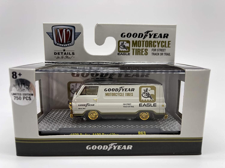 1970 DODGE A100 Panel Van Chase