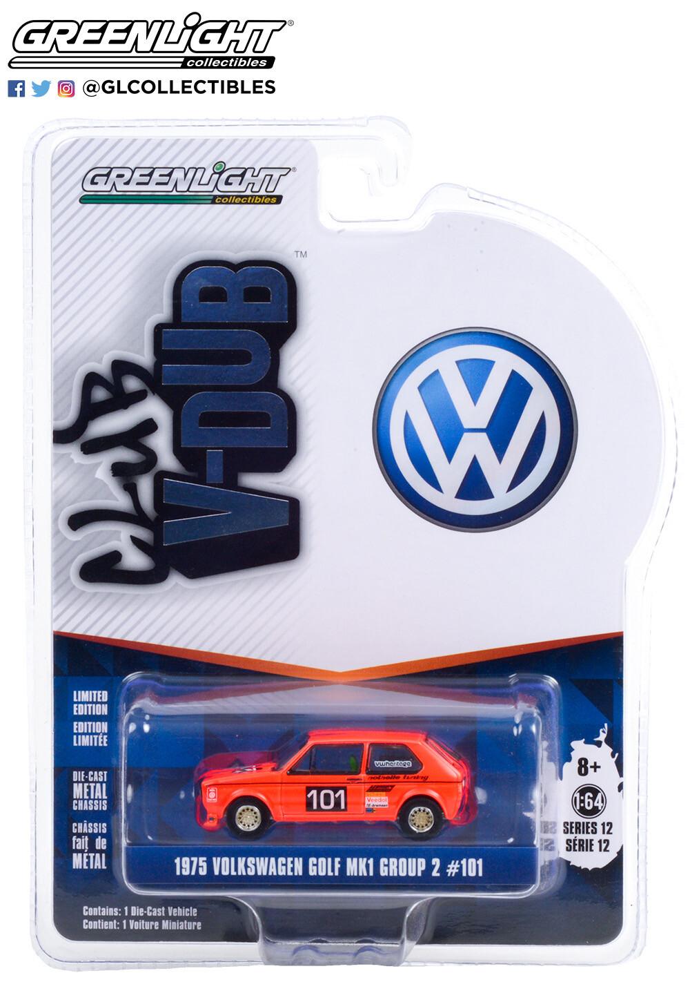 1975 Volkswagen Golf MK1