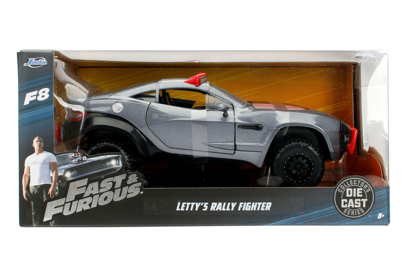 Lettys Rally Fighter F&F