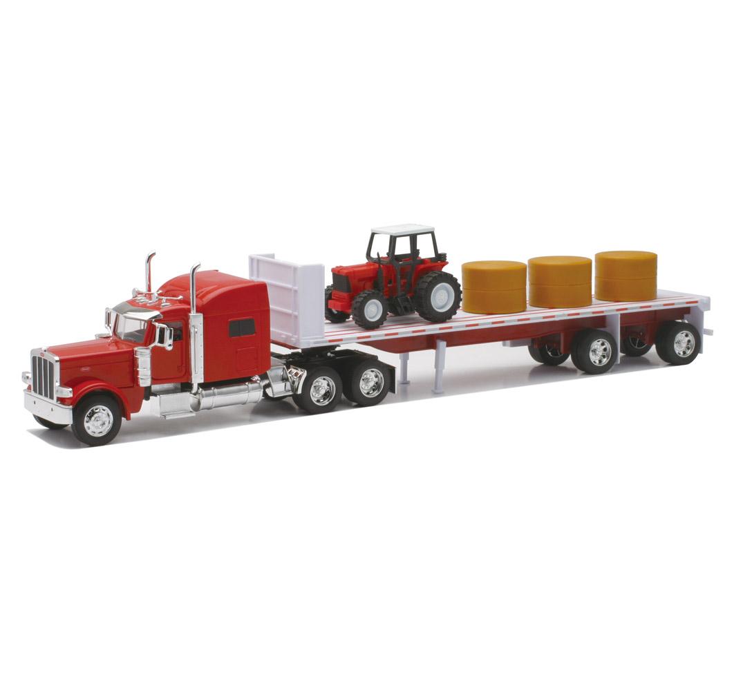 Peterbilt 389 con tractor