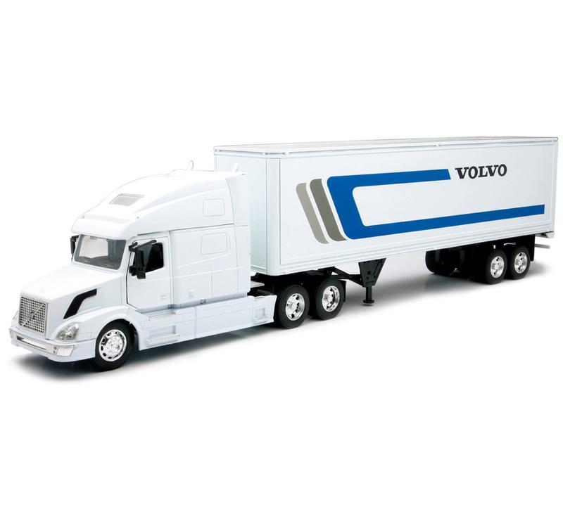 Volvo VN-780 Caja Seca