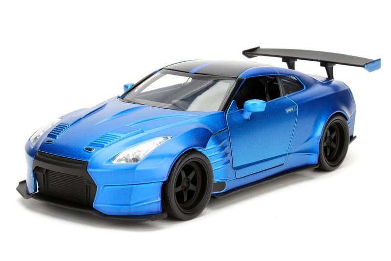 2009 Nissan GT-R Ben Sopra