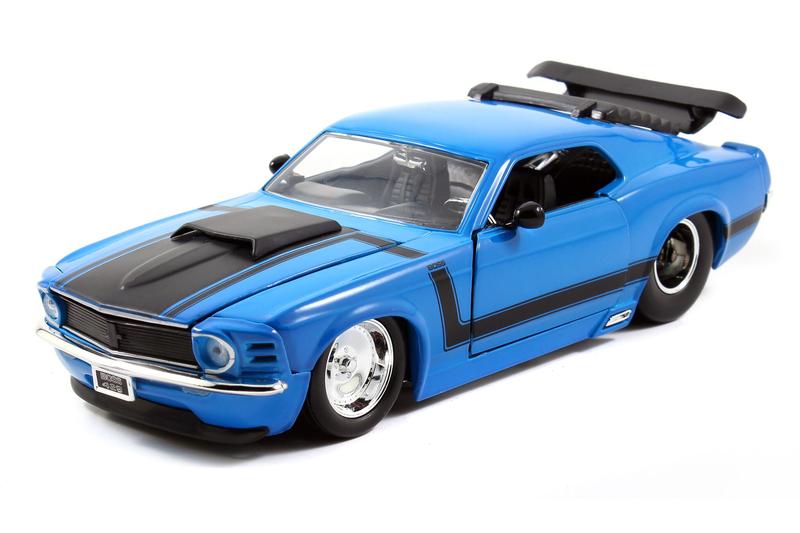 1970 Mustang Boss