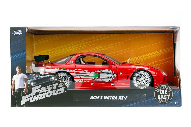 Dom's Mazda RX-7