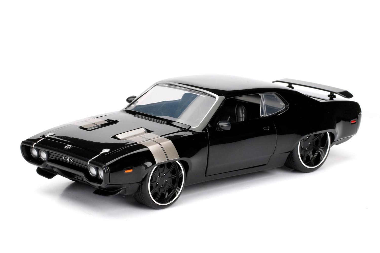Dom's Plymouth GTX