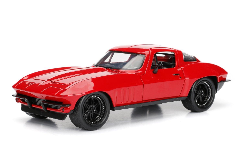 Letty's Corvette Fast & Furious