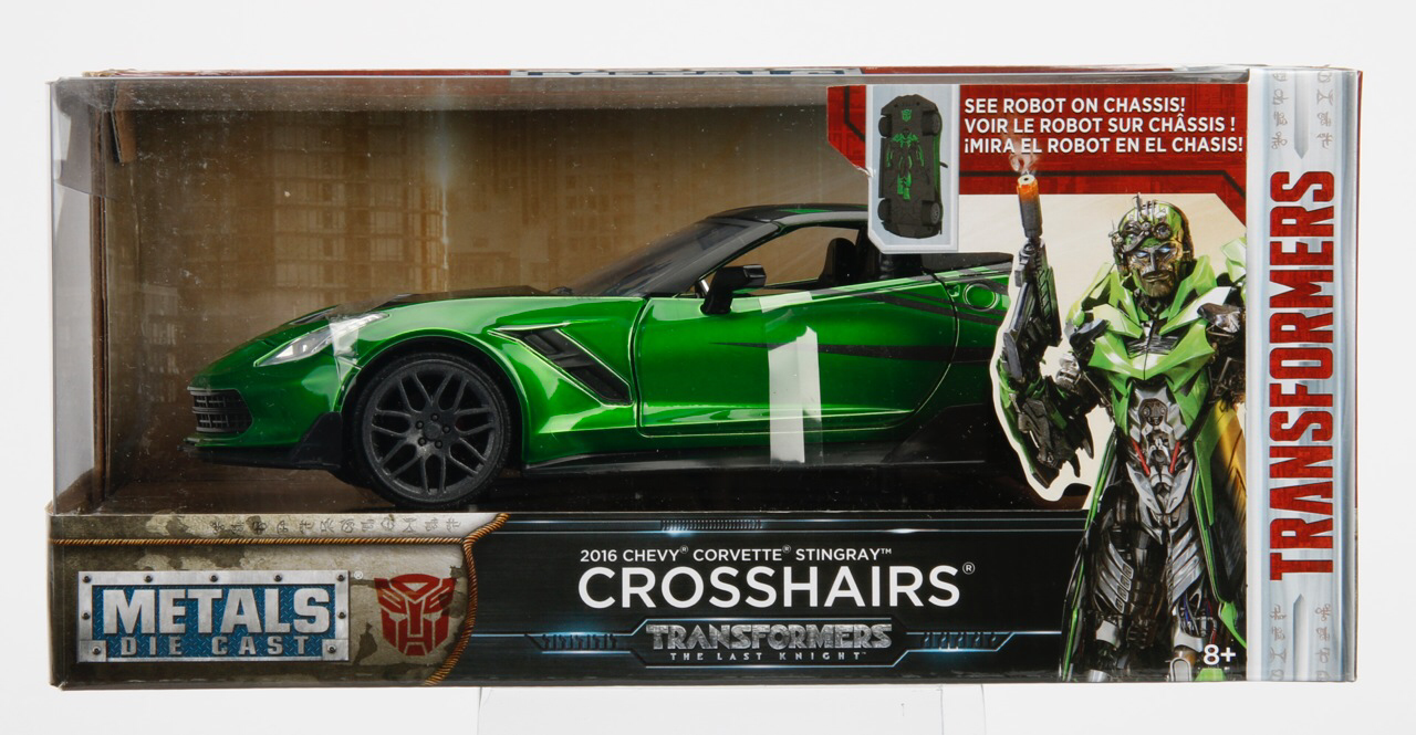 2016 Corvette CrossHairs transformer