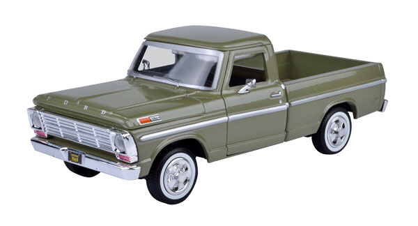 1969 Ford F-100 Pick up