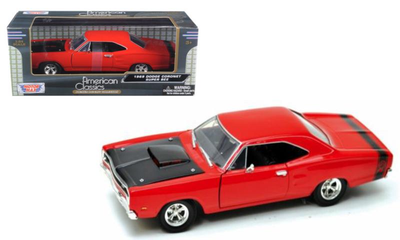 1969 Dodge Coronet Superbee