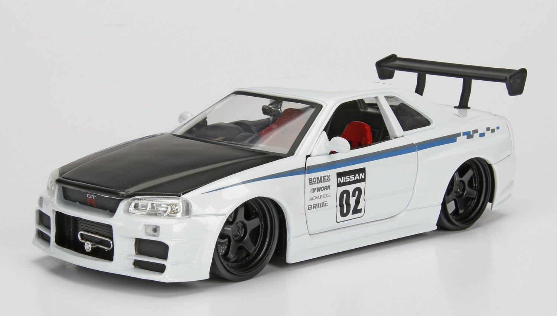 2002 Skyline GT-R (R34)