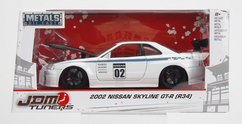 2002 Skyline GT-R (R-34)