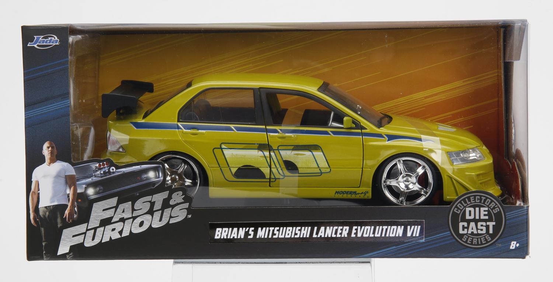 Brian's Mitsubishi Lancer Evolution VII