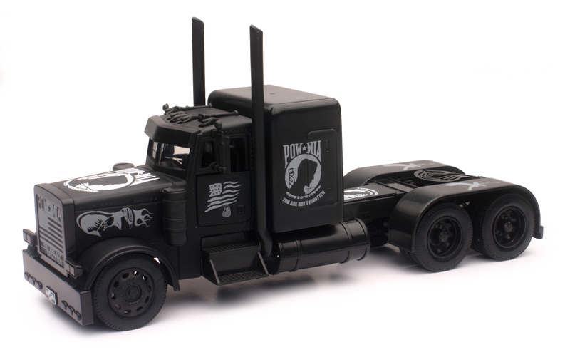 PETERBILT BLACKOUT