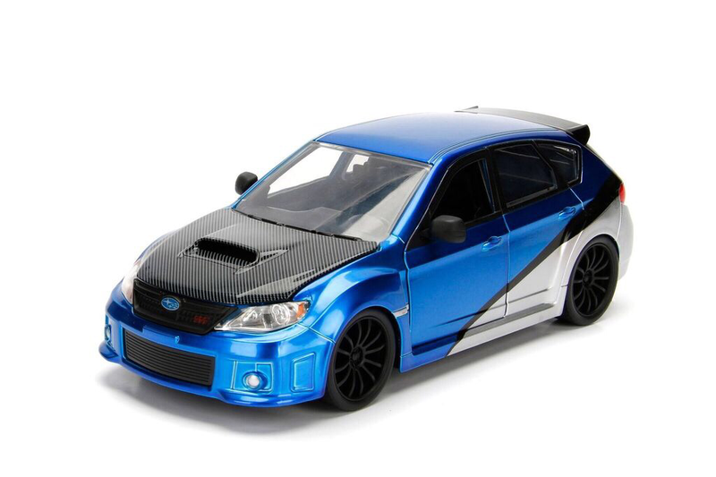 Brian's Subaru Impreza