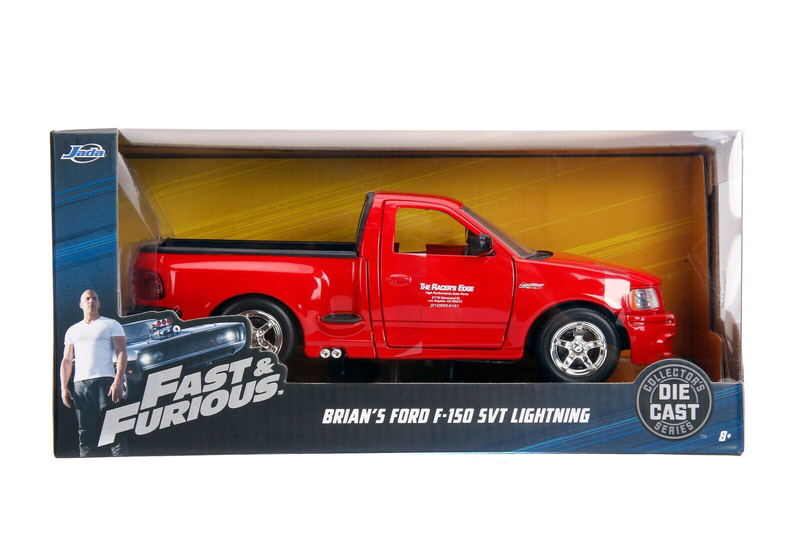 Brian's Ford Lightning