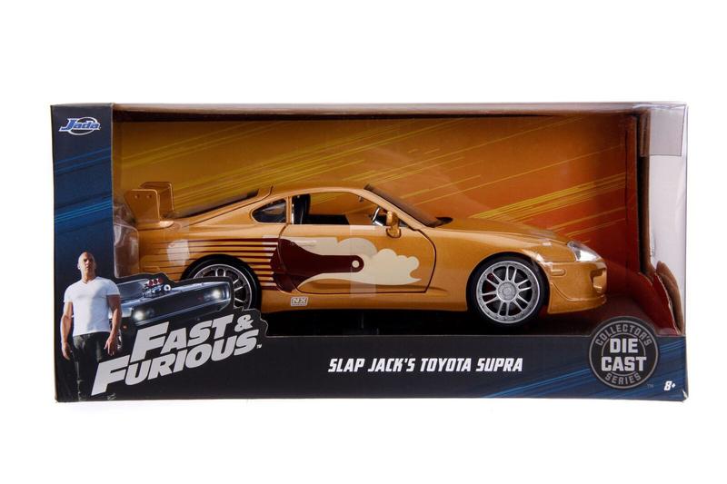 Toyota Supra Jack's