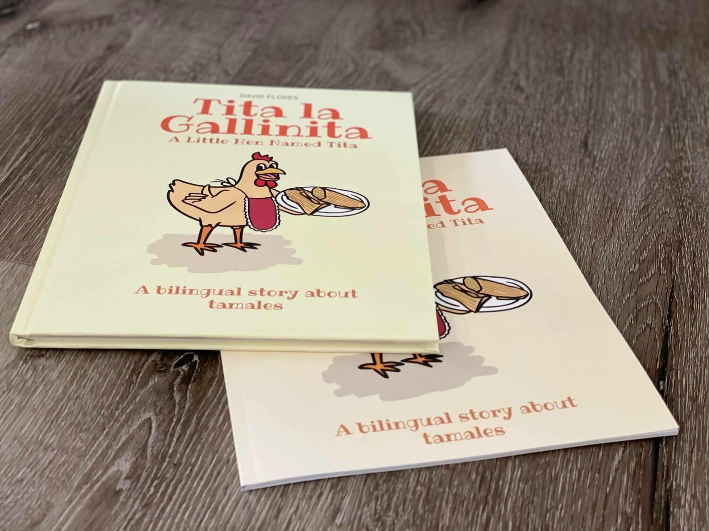 Tita la Gallinita / A Little Hen Named Tita (Paperback)