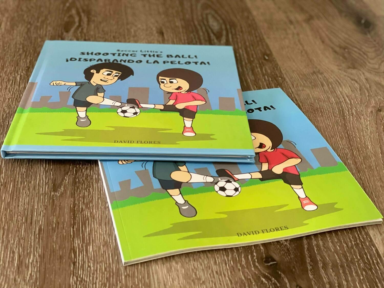 Shooting the Ball! ¡Disparando la Pelota! (Hardcover)
