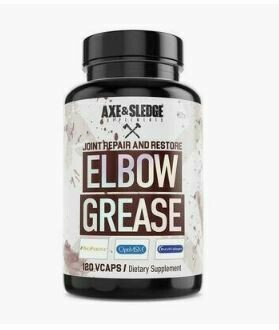 Axe and Sledge Elbow Grease