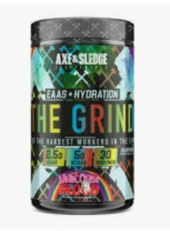 Axe And Sledge The Grind