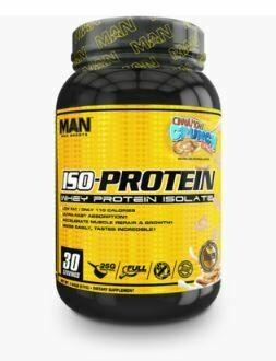 Man Sports Iso Protien 30srv