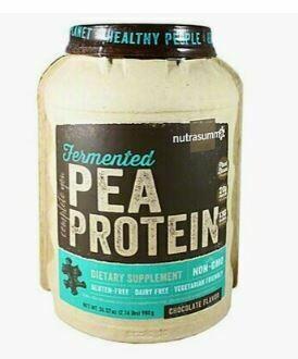 Natrasumma Pea Protein Fermented 2.16lbs