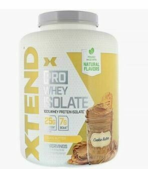 Scivation Xtend Pro Whey Isolate 5lbs