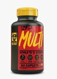 Mutant Multi Vitamin 60 Tablets