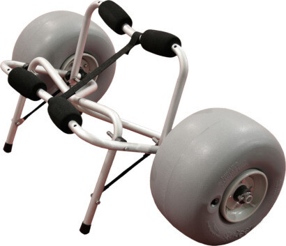 Beachwheels Kayak Cart
