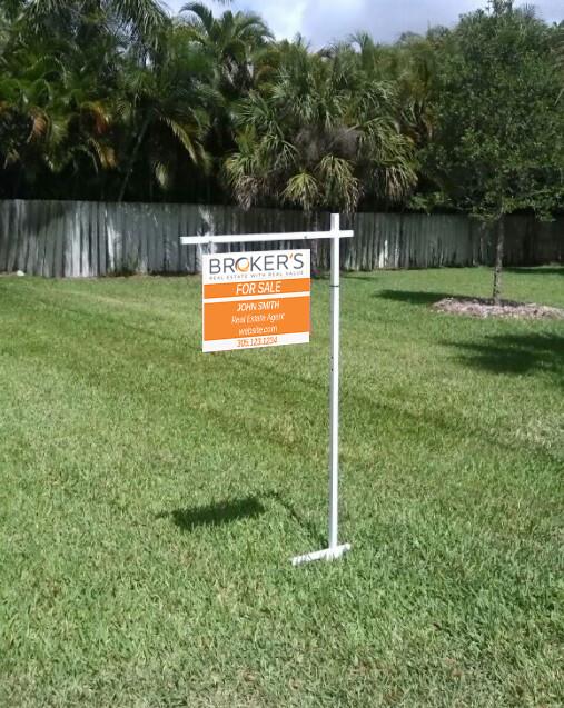 Yard Sign 24